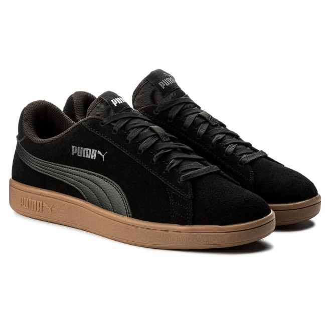 4a79a2826edb Sneakers PUMA - Smash V2 364989 15 Puma Black Puma Black - Sneakers - Low  shoes - Men s shoes - www.efootwear.eu