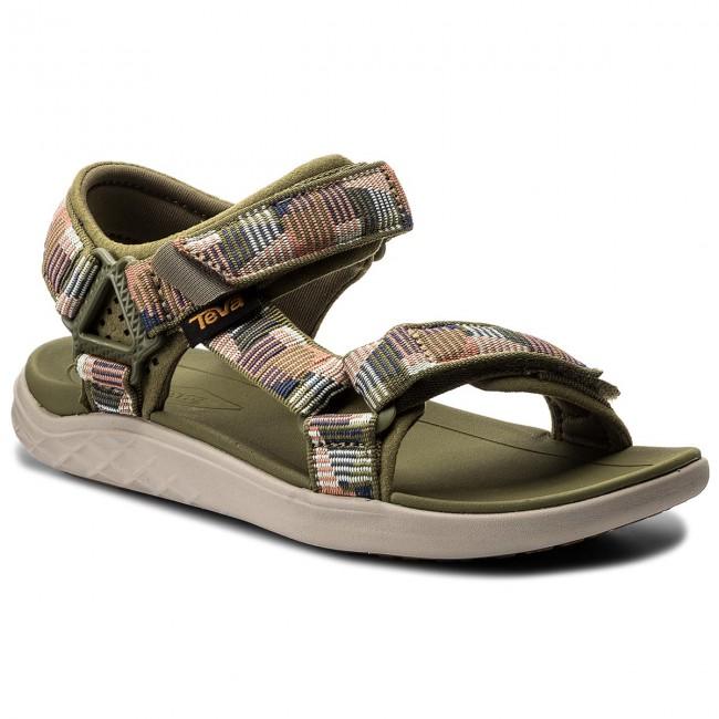 519ef908dadf Sandals TEVA - Terra-Float 2 Universal 1091333 Nica Avocado Coral ...
