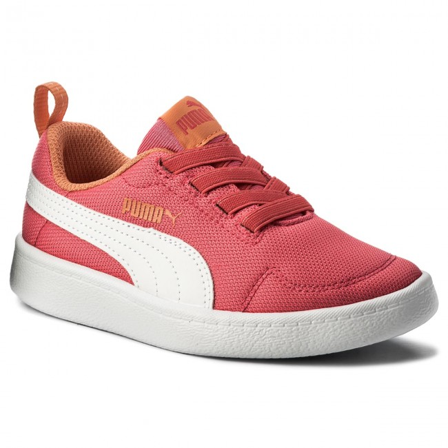 Shoes PUMA - Courtflex Mesh Ps 364277 11 Paradise Pink/Puma White