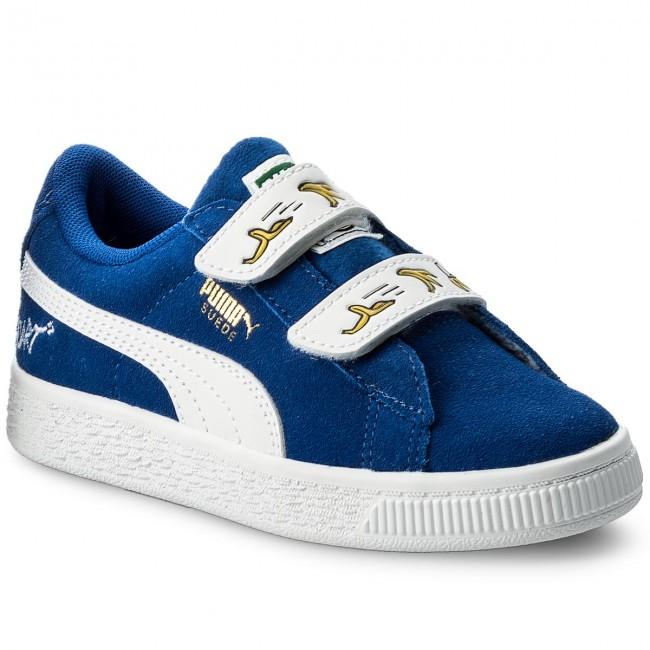 Sneakers PUMA - Minions Suede V Ps 365528 02 Olympian Blue Puma ... 5af0a9fcc