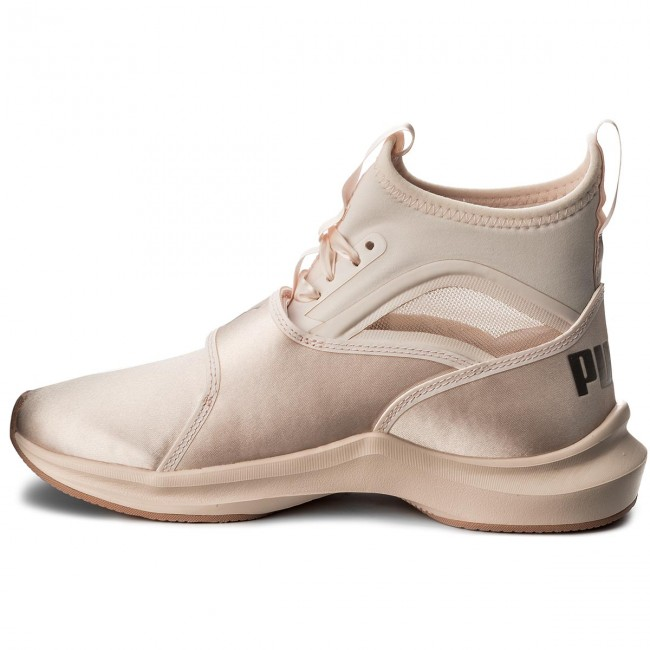 a6590bc10e5e4f Shoes PUMA - Phenom Satin EP Wn s 190519 02 Pearl Pearl - Fitness - Sports  shoes - Women s shoes - www.efootwear.eu