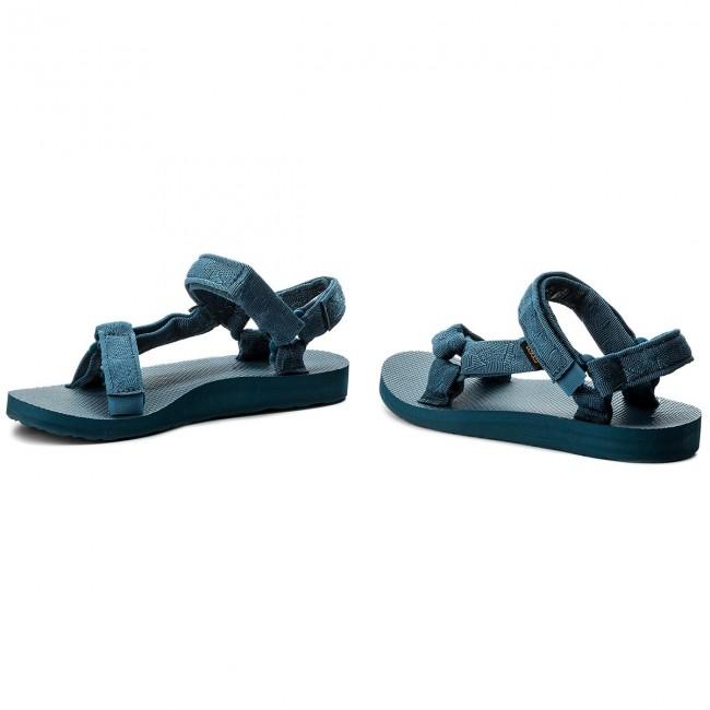 0a8194e2cf544 Sandals TEVA - Original Universal 1003987 Moxie Textured Legion Blue ...