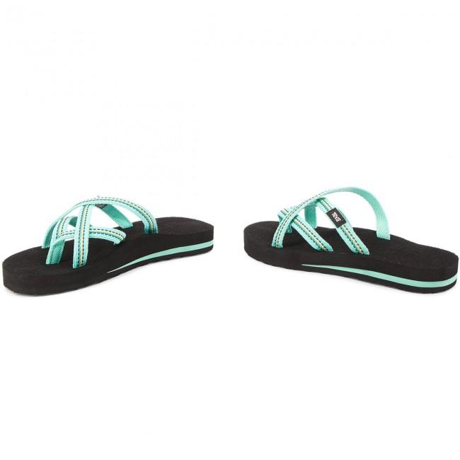 cecf57c2e58f89 Slides TEVA - Olowahu 6840 Lindi Sea Glass - Flip-flops - Mules and ...