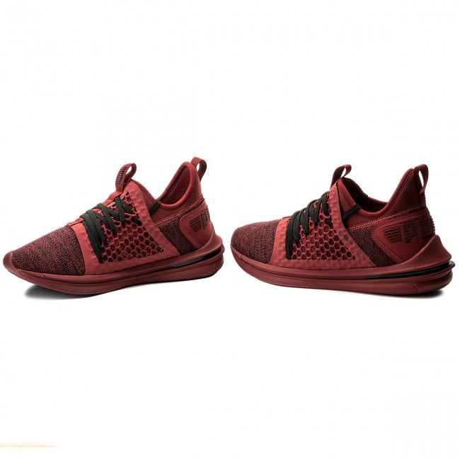 66ab97643cdc Shoes PUMA - Ignite Limitless Sr Netfit 190962 02 Red Dahlia ...