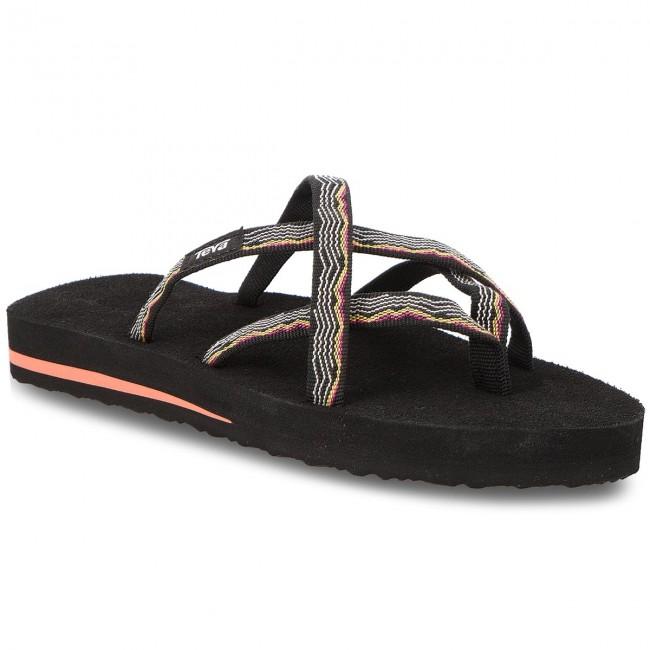 c01fb6eb9f3e30 Slides TEVA - Olowahu 6840 Vida Black - Flip-flops - Mules and ...