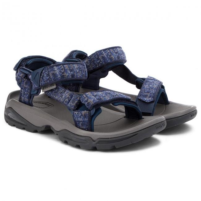 Sandals TEVA - Terra Fi 4 1004485 Rocio Blue - Sandals - Mules and sandals  - Men s shoes - www.efootwear.eu 6d6c82cdfe