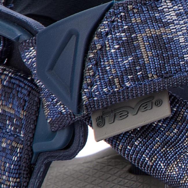 2321aaf0570f Sandals TEVA - Terra Fi 4 1004485 Rocio Blue - Sandals - Mules and ...