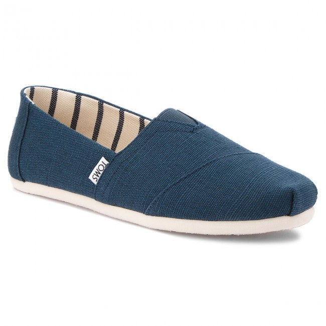 953c3215018 Shoes TOMS - Classic 10011704 Majolica Blue - Casual - Low shoes ...