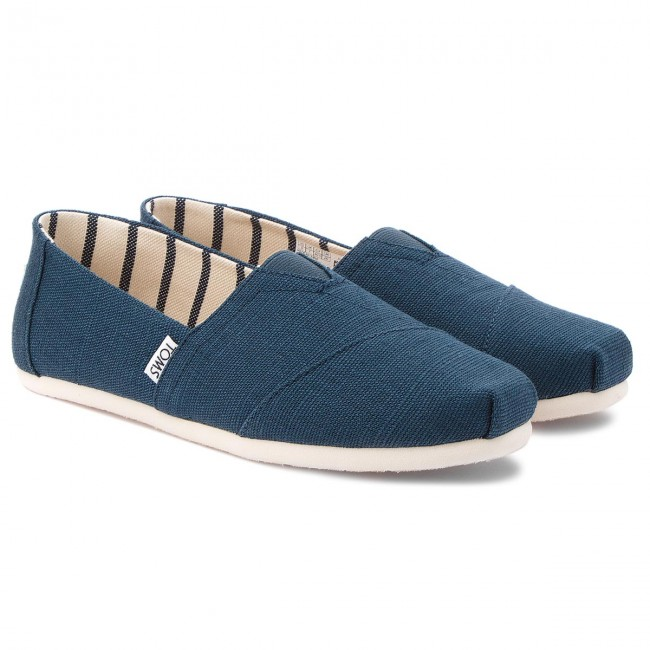 9707edf9d22 Shoes TOMS - Classic 10011704 Majolica Blue - Casual - Low shoes - Men s  shoes - www.efootwear.eu