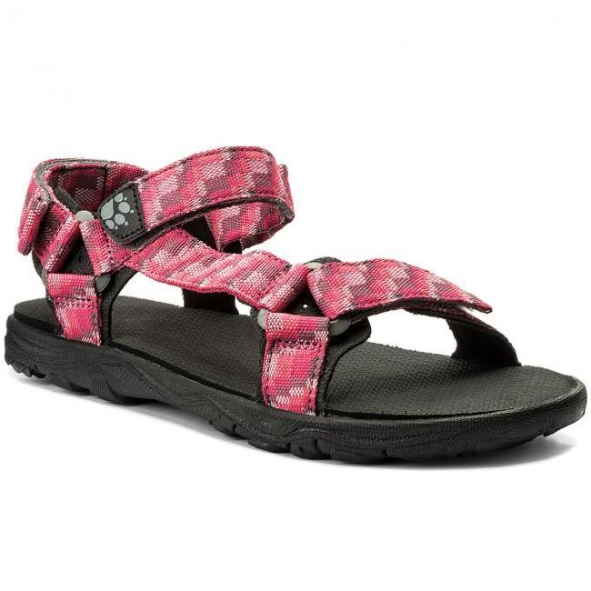 Sandalen JACK WOLFSKIN - Seven Seas 2 Sandal G 4029961 D Tropic Pink kr5zcr98fq