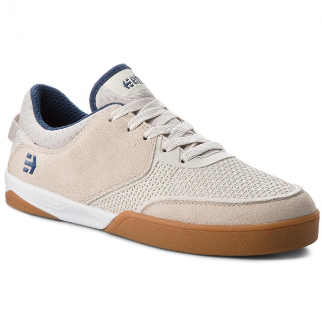Sneakers ETNIES - Helix 4101000463 White Navy Gum 153 - Sneakers ... 0254939889f