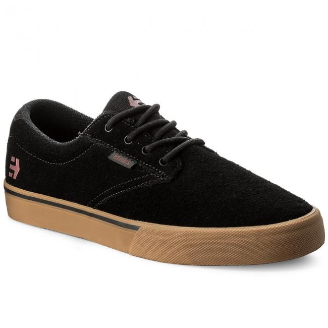 Jameson Vulc Shoe Black Tan Red Etnies rwjclqse