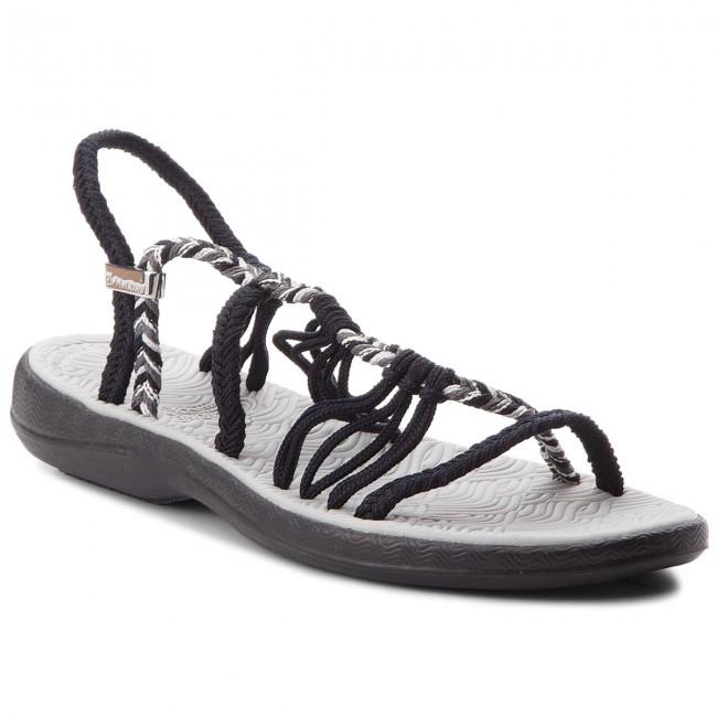Sandals LA MARINE - Nomia Smart Black Epi Mix Color - Casual sandals ... 80c7191e583
