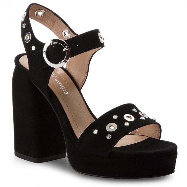 d1fdb0696007 Sandals SOLO FEMME - 69803-01-020 000-07-00 Black - Casual sandals ...