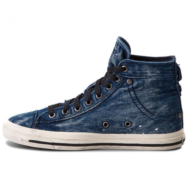 Sneakers DIESEL - Exposure I Y00023-P1655-T6067 Indigo vbHmk