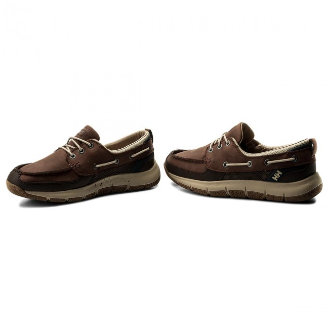 523b02c6d Shoes HELLY HANSEN - Newport F-1 Deck 113-14.746 Brunette/Coffe Bean ...