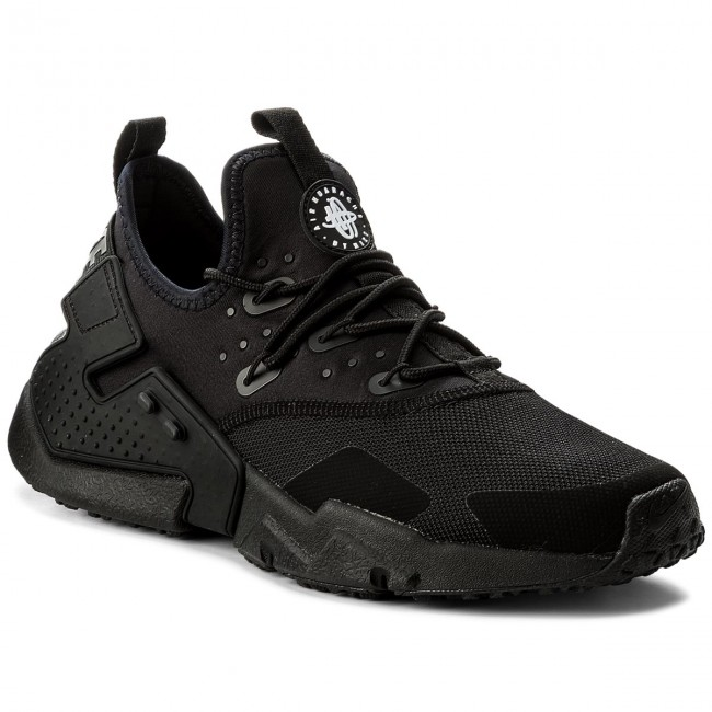 425604c3f6be1e Shoes NIKE - Air Huarache Drift AH7334 003 Black White - Sneakers ...