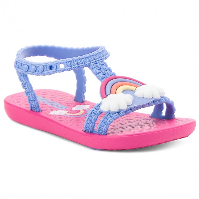 9a3340dc6 Sandals IPANEMA - My First Ipanema III Baby 82307 Pink Lilac 20687 ...