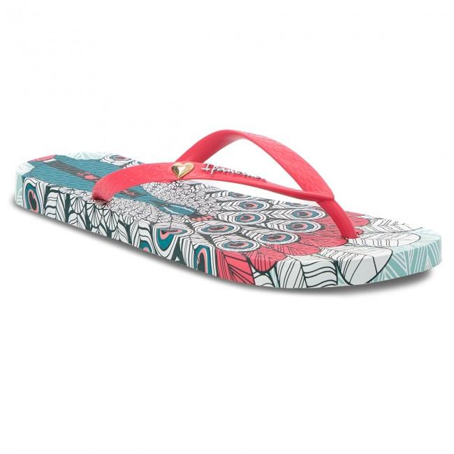 34225d57e101 Slides IPANEMA - Summer Fem 82366 Green Pink 24072 - Flip-flops ...