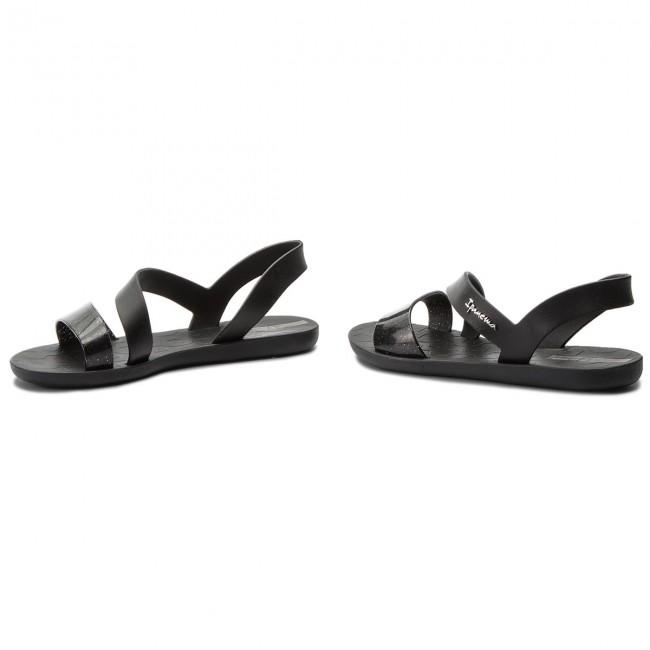 5e8b39554d Sandals IPANEMA - Vibe Sandal Fem 82429 Black/Black 20766 - Casual ...