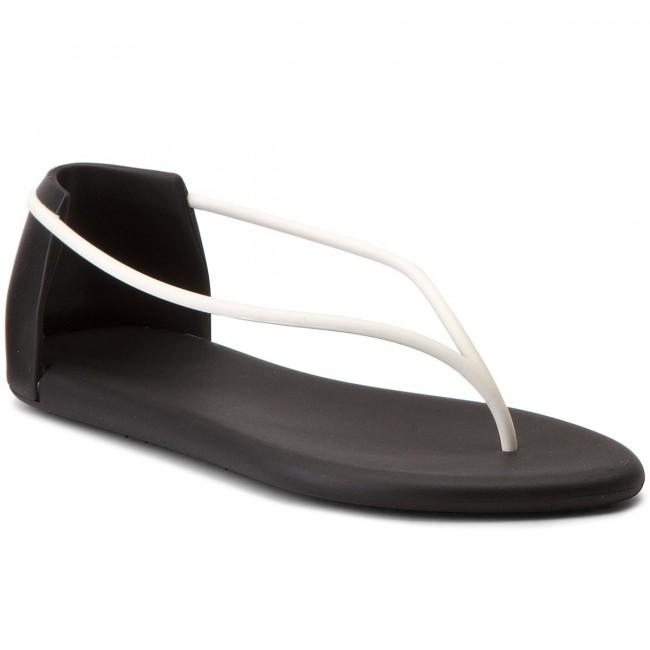 343836314eb Sandals IPANEMA - Philippe Starck Ting N II Fem 82485 Black White 24583