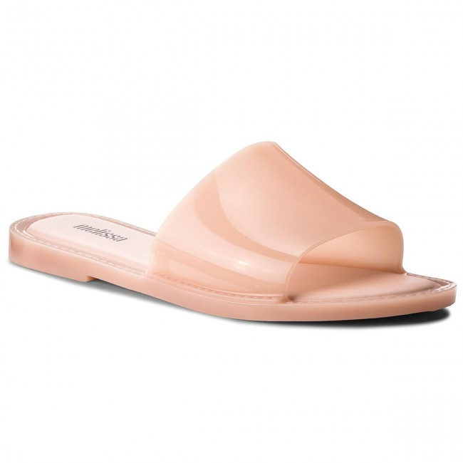 slides melissa soul ad 32343 light pink 01822 casual mules