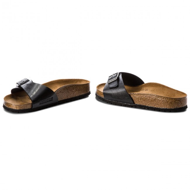 Slides BIRKENSTOCK - Madrid Bs 0239673 Graceful Licorice - Casual ... f8d087c2820