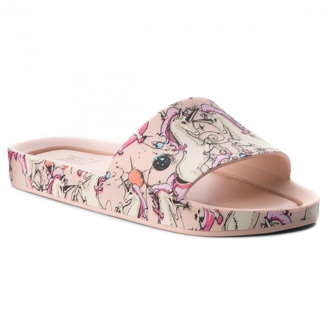 e26a6ee621 Slides MELISSA - Mel Beach Slide 3DB Inf 32417 Pink Beige 51430 ...