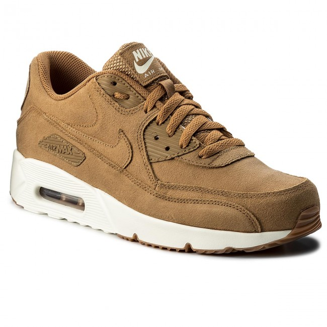 online store a0666 57708 Shoes NIKE. Air Max 90 Ultra 2.0 Ltr 924447 200 Flax Flax Sail Gum Med Brown
