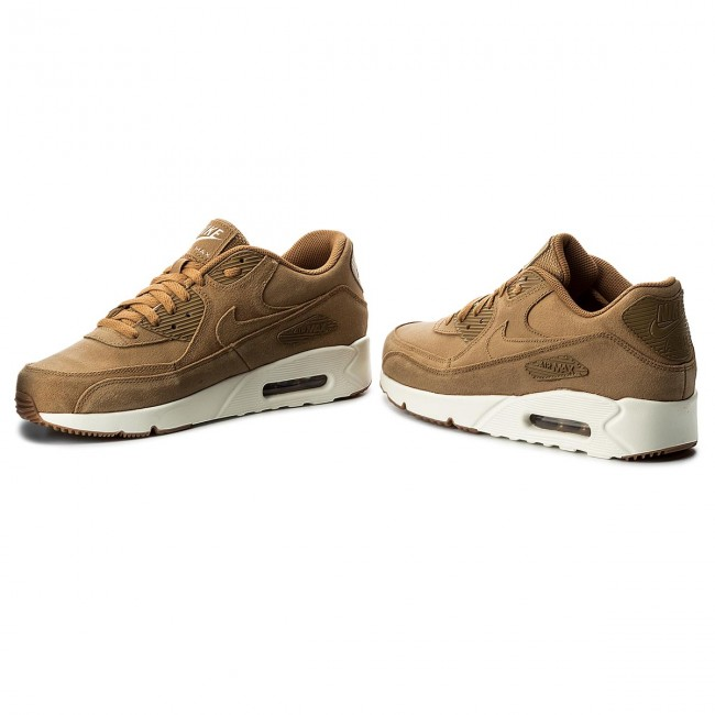 san francisco c0436 f9512 Shoes NIKE - Air Max 90 Ultra 2.0 Ltr 924447 200 Flax Flax Sail