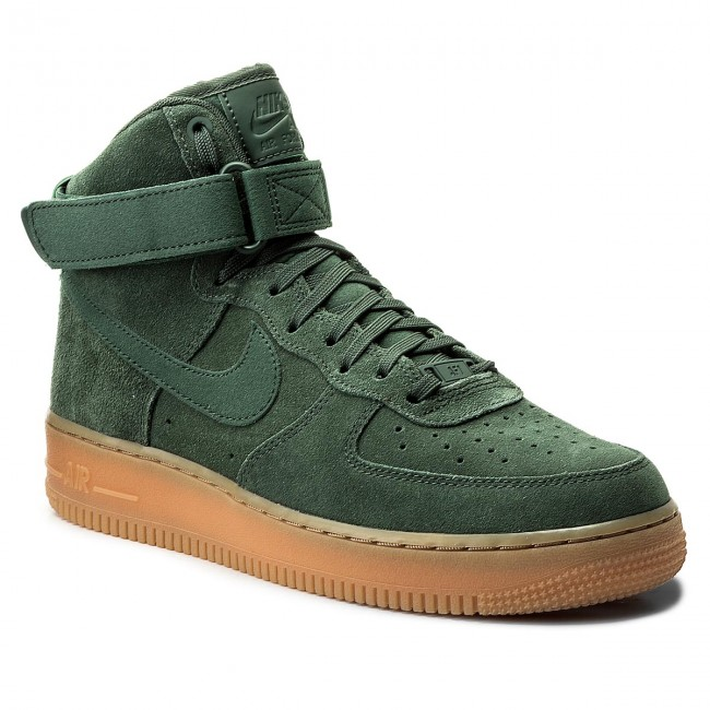 huge selection of ba3b4 ba4bd Shoes NIKE. Air Force 1 High  07 LV8 Suede AA1118 300 Vintage Green Vintage  Green