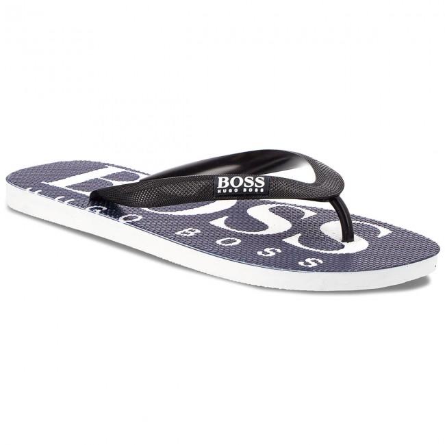 ca5022a11 Slides BOSS - Wave 50388497 10208294 01 Dark Blue 401 - Flip-flops ...