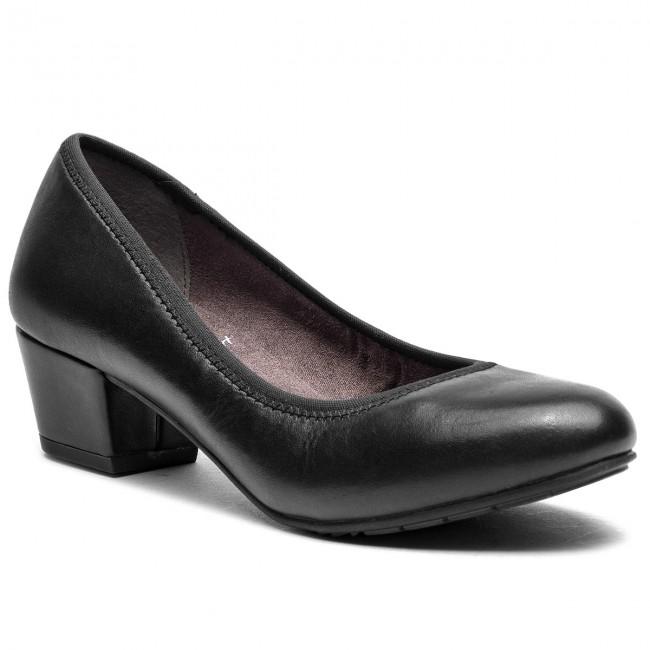 chaussures jana - 8-22305-21 chaussures Noir  nappa 022 - talons - bas chaussures 8-22305-21 chaussures - femmes e5f8b2