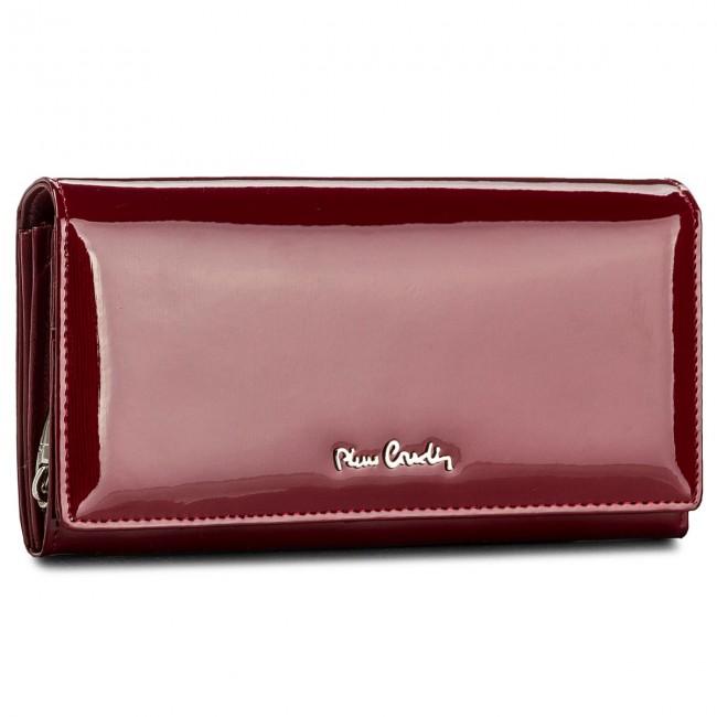 776a26788fc98 Large Women s Wallet PIERRE CARDIN - 05 LINE 106 Red 19240 - Women s ...