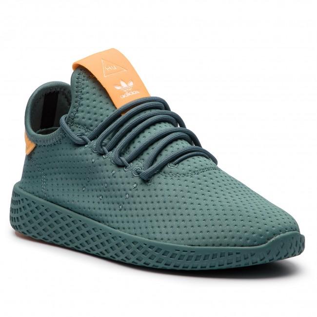 on sale f9efc efcd2 Shoes adidas - Pw Tennis Hu J B37078 Rawgrn Rawgrn Owhite - Sneakers ...