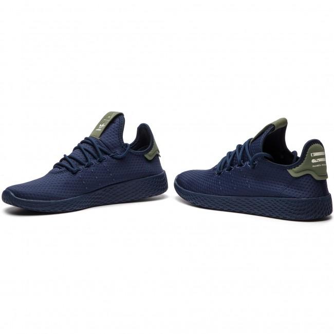 00302362a870b Shoes adidas - Pw Tennis Hu B41807 Conavy Conavy Owhite - Sneakers ...