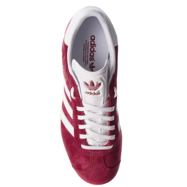 Shoes adidas - Gazelle B41645 Cburgu Ftwwht Ftwwht - Sneakers - Low shoes -  Women s shoes - www.efootwear.eu a6517c99e