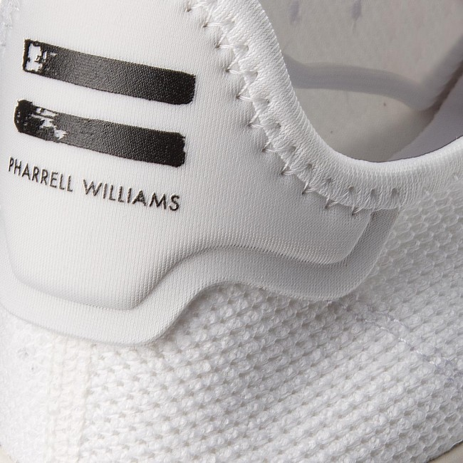 7202f5119 Shoes adidas - Pw Tennis Hu B41792 Ftwwht Ftwwht Cwhite - Sneakers ...