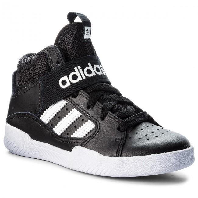 7bf26e5c070d6 Shoes adidas - Vrx Mid J B43776 Cblack Ftwwht Ftwwht - Sneakers ...
