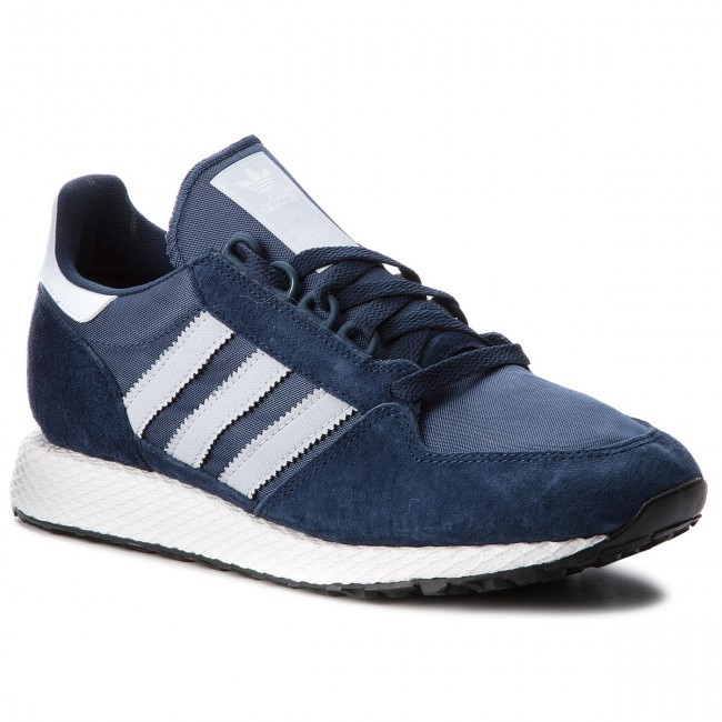 75fb86c156dc Shoes adidas - Forest Grove D96630 Conavy Aerblu Cblack - Sneakers ...