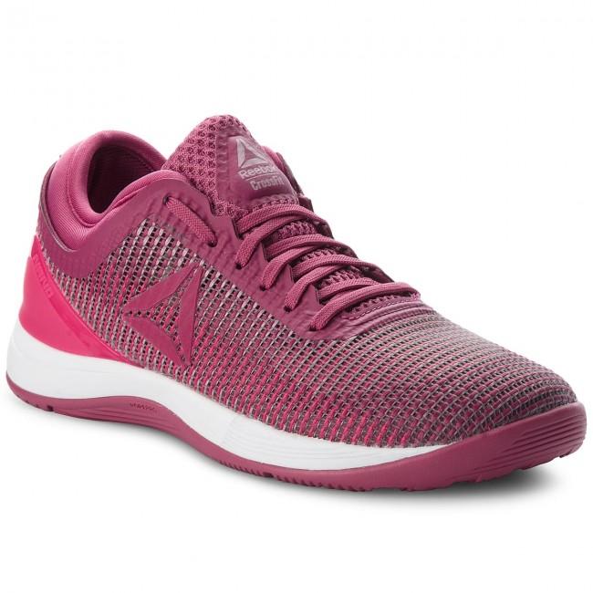 Reebok CROSSFIT NANO 8.0 - Sports shoes - berry/pink/white/lila eAIYi0iRb