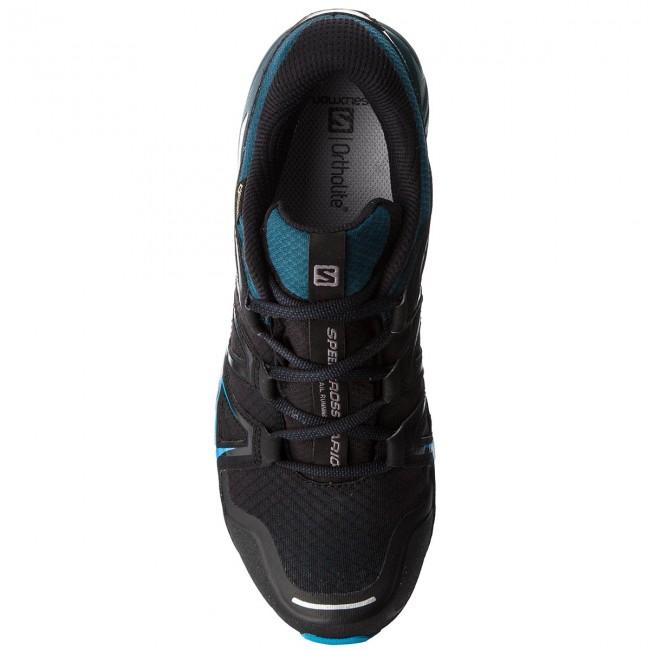63394afbaf5 Shoes SALOMON - Speedcross Vario 2 Gtx GORE-TEX 404673 27 V0  Black/Reflecting Pond/Hawaiian Surf - Outdoor - Running shoes - Sports  shoes - Men's shoes ...