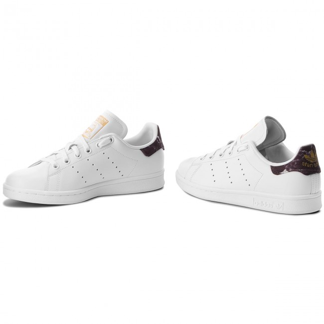 the best attitude 035ce 2a087 Shoes adidas - Stan Smith AH2456 Ftwwht Cblack Goldmt