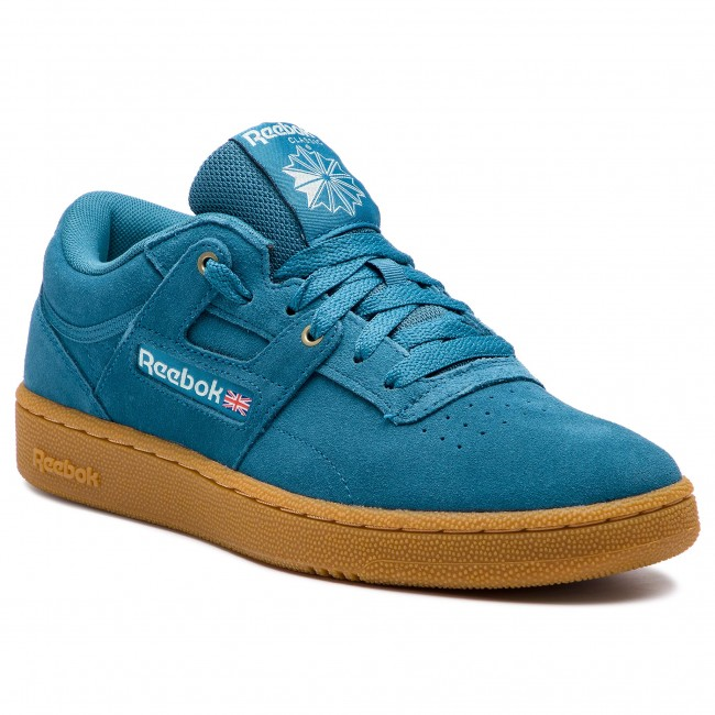 8c2456a62827b3 Shoes Reebok - Club Workout Mu Men CN3861 Mt Fuji Green Gum ...