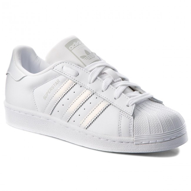 c5f84ed304 Shoes adidas - Superstar W AQ1214 Ftwwht/Ftwwht/Greone - Sneakers ...