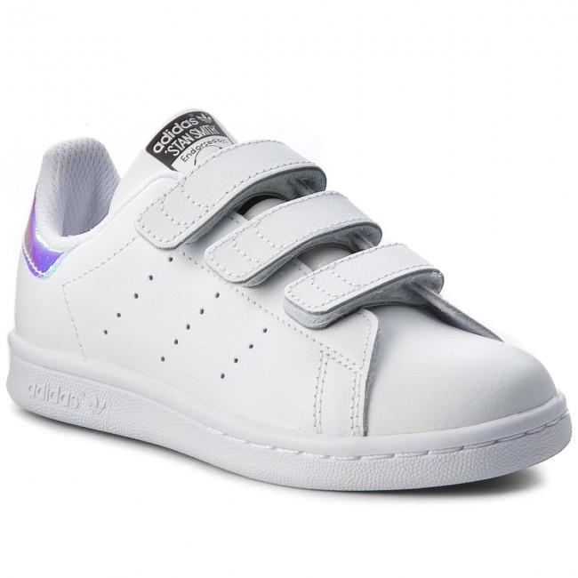 brand new cc0d0 6809e Shoes adidas - Stan Smith Cf C AQ6273 MetsilMetsilFtwwht