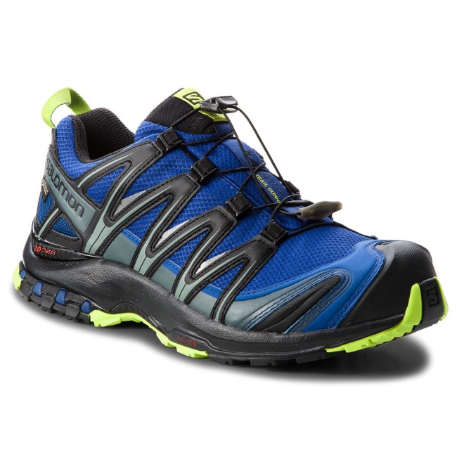 e2d9ca1c Shoes SALOMON - Xa Pro 3D Gtx GORE-TEX 404721 28 V0 Mazarine Blue Wil