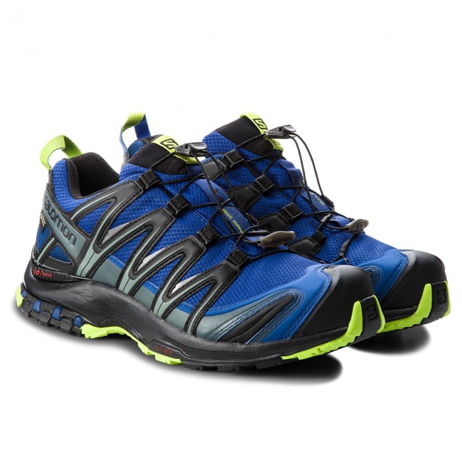 Shoes SALOMON Xa Pro 3D Gtx GORE TEX 404721 28 V0 Mazarine