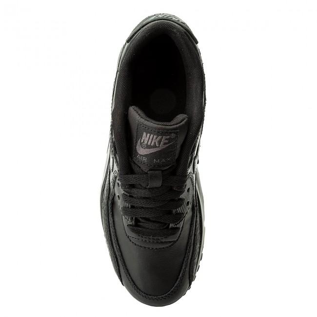 Shoes NIKE Air Max 90 Ltr Se GG 897987 001 BlackBlackDark Grey