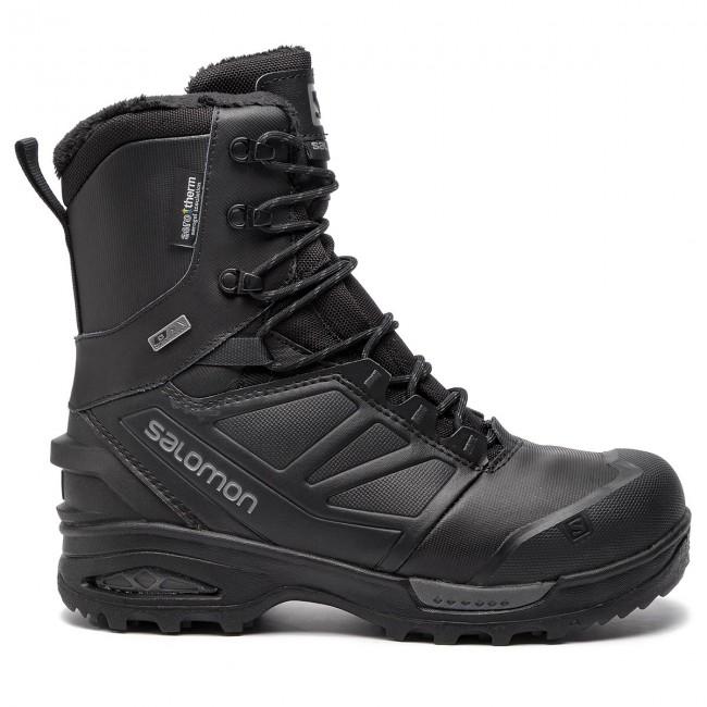 Trekker Boots SALOMON Toundra Pro Cswp 404727 27 G0 Black